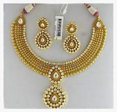 designer steps necklace