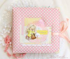 SkrapMig: Anya Migranova: Bright album in a box