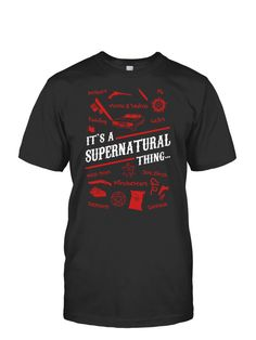 Design and sell shirts, mugs, and phone cases online with TeeChip Pro. Supernatural Merchandise, Custom Printed Shirts, Print Store, Sports Shirts, T Shirts For Women, Mens Tops, How To Wear, Shopping, Style