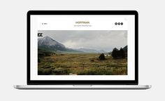 Hoffman is a stylish and beautifully minimal WordPress theme for bloggers