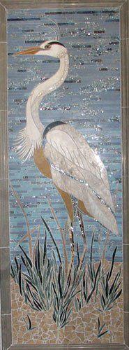 Sally Lee by the Sea Coastal Lifestyle Blog: {Coastal Find!} Art Mosaics of the Carolinas