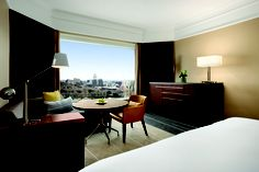 Grand Hyatt Melbourne Guestrooms Provide A Perfect View To Start Your Day Luxury Hotel Roomsluxury