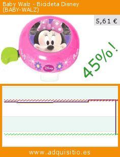 Baby Walz - Bicicleta Disney (BABY-WALZ) (Juguete). Baja 45%! Precio actual 5,61 €, el precio anterior fue de 10,21 €. https://www.adquisitio.es/baby-walz/bicicleta-disney