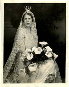 Estelle Romaine Manville Countess Folke Bernadotte af Wisborg