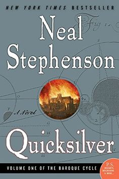 Quicksilver (The Baroque Cycle, Vol. 1): Neal Stephenson: 9780060593087: AmazonSmile: Books