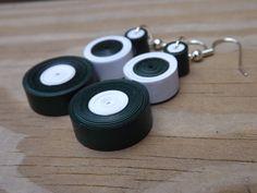 Quilled Earrings