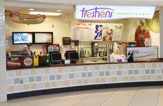 Freshens at Nashville International Airport