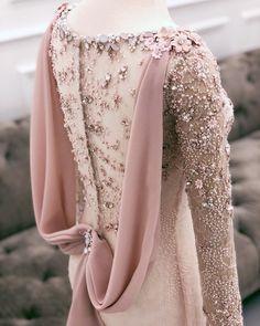 Best Party Outfit Formal Bridesmaid Ideas Source by ideas party Kebaya Modern Dress, Kebaya Dress, Dress Pesta, Kebaya Hijab, Hijab Gown, Hijab Dress Party, Muslim Fashion, Hijab Fashion, Fashion Dresses