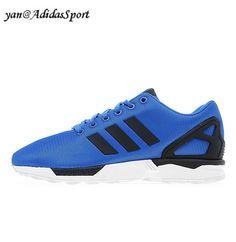 Shoe Adidas Originals ZX Flux men Satellite/black/white HOT SALE! HOT PRICE!