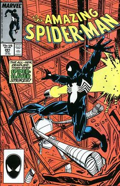The Amazing Spider-Man (Vol. 1) 291 (1987/08)