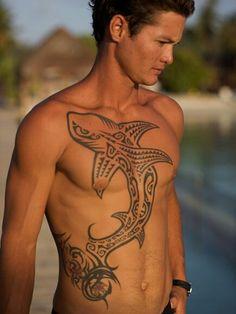 Tahitian tatoo