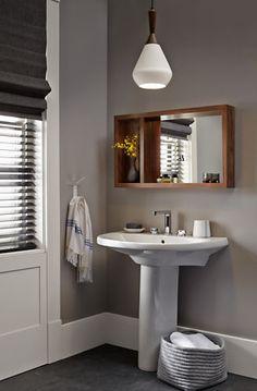 Loft Modern Mirrors with Shelf - Mirrors - Modern Entryway Furniture - Room & Board