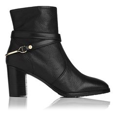 Ruth Buckle Ankle Boot | Boots | Shoes | Collections | L.K.Bennett, London