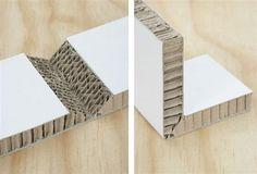 Cardboard shelf tutorial