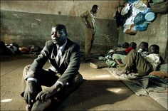Human Rights in African Prisons | Prison Photography