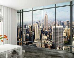 Fototapete Komar Penthouse 368 254 Cm