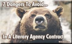 Writer beware: Before you sign a contract with a literary agency, ask these important questions! Your literary agent agreement matters.