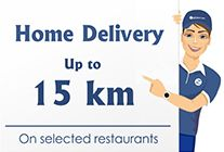 Order food online from 600+ home delivery & takeaway restaurants in Pune. Home delivery up to 15 km, Great Deals, Pay Cash, Online or via App