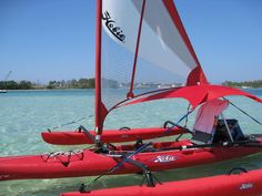A little sewing and PVC construction and your Hobie Mirage Adventure Island could be this comfortable and look this cool.