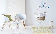 Ideas para decorar las habitaciones infantiles