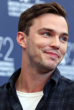 Photos of Nicholas Hoult at the Venice Film Festival 2015 |
