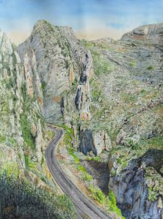 Olvena con su congosto - Juan Salamero Half Dome, Mount Rushmore, Mountains, Nature, Photography, Travel, Naturaleza, Photograph, Viajes