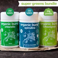 Organic Burst® Products