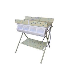 Baby Diego Bathinette Baby Bath U0026 Changing Table Combo   Beige   Baby Diego    Babies