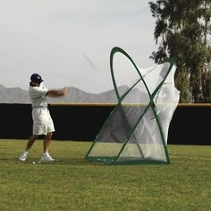 Batting Cages and Netting 50809: Atec Oversize Multi Sport Net Baseball Softball Soccer Golf At3020 Free Shipping -> BUY IT NOW ONLY: $84.95 on eBay!