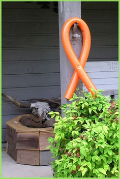 MS Orange Ribbon | ... orange ms awareness support make your own it s just an orange float