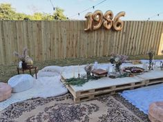 When we Are talking about the home decoration, we can't forget talking about the Backyard Birthday Party Ideas For Adults. Backyard -- or the outdoor side of 21 Party, Party Fiesta, 30th Party, Party Time, Backyard Birthday Parties, Adult Birthday Party, 30th Birthday Ideas For Girls, 30th Birthday Party For Her, Bohemian Birthday Party
