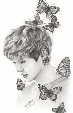Butterfly!Lu by lucyfanart