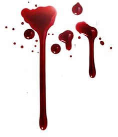pics of blood dripping - Google Search
