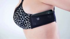 The iPhone bra