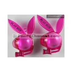 Play Boy Air Fresheners in different colors Pink,Blue,Green,Yellow,Orange, FREE SHIPPING Worldwide