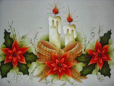 Christmas By Candlelight 🎄 Christmas Yard Art, Felt Christmas Decorations, Woodland Christmas, Christmas Candles, Retro Christmas, Christmas Time, Christmas Crafts, Christmas Ornaments, Chrismas Cards