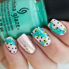 As the weather heats up, drinks become colder, clothes become skimpier and nail designs become more and more brighter. This time of the year is all about fun so our collection features nails in vibrant, neon shades paired with some interesting prints and patterns. Your nails are still not ready for summer? Your better check our list.