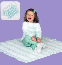 Crochet Sweater and Blanket LW1513 | Free Patterns | Yarn