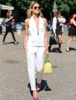Trending: All White - Helena Bordon