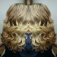Multi-dimensional blonde ♡