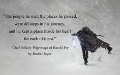 The people... Harold Fry