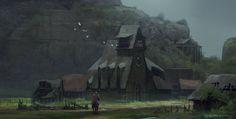 ArtStation - Acaratus Concept Art - Nodian Wastelands -, Klaus Pillon