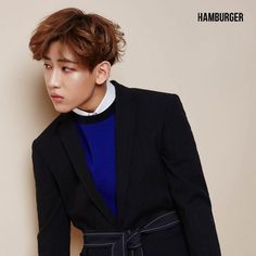 GOT7's BamBam sizzles with a mysterious and mature aura for 'Hamburger' | allkpop.com