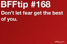 BFFtip #168
