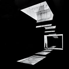 Shadowy path: Serge Najjar