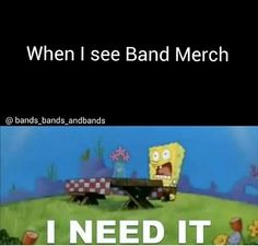 Fun_03 #fun #spongebob #bandmerch
