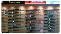 I have never seen such a wide selection of weapons. They had everything I needed. I would love to buy everything in the store if I could.