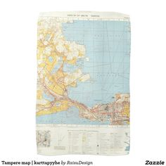 Choose from a variety of kitchen towels from Zazzle. Shop now for custom kitchen towels & more! Kitchen Hand Towels, Hands, Map, Location Map, Maps