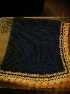 Ravelry: StitchMcGee's Little Man Tiramisu Baby Blanket by Alicia Paulson