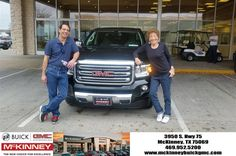 https://flic.kr/p/PURSqq   Happy Anniversary to Richard on your #GMC #Canyon from Kevin St Louis at McKinney Buick GMC!   deliverymaxx.com/DealerReviews.aspx?DealerCode=ZAKC